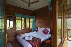 Treehouse-room